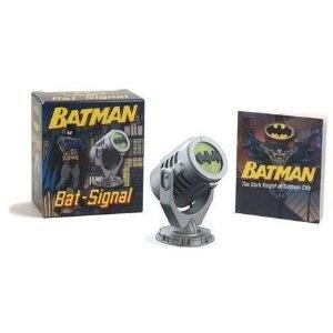 Miniature Bat Signal - I'm such a nerd, but I don't care!