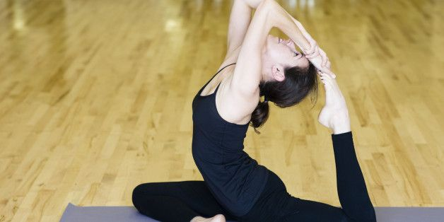 LOOK: How Yoga Changes Your Body, Starting The Day You Begin