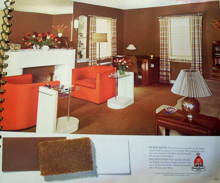 https://flic.kr/p/6Reac3 | Sherwin Williams Paint and Color Style Guide |  This book is from 1941 and shows exteriors and interiors of homes with  attractive ...