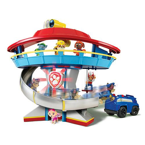 """Nickelodeon, Paw Patrol - Look-out Playset - Spin Master - Toys """"R"""" Us"""