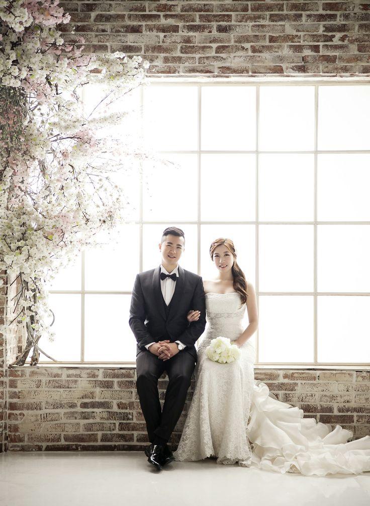 Benjamin + Wen: Korean pre-wedding photoshoot via OneThreeOneFour.com