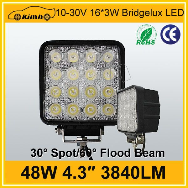 High brightness 3840LM 48w led driving light automotive  FOB Price: US $ 1 - 39 / Piece | Get Latest Price Min.Order Quantity: 1 Piece/Pieces 48w led driving light Supply Ability: 100000 Piece/Pieces per Month 48w led driving light