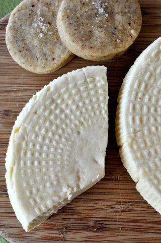 I ♥ making cheese
