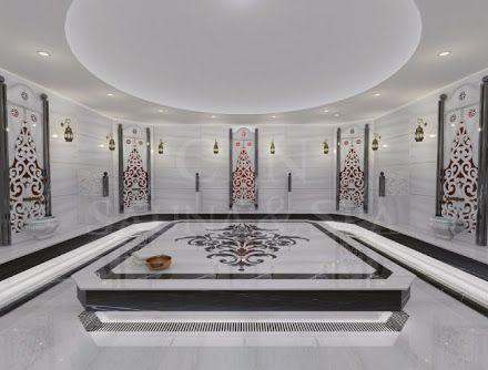 Türk Hamamı, Turkish Bathroom,spa wellness
