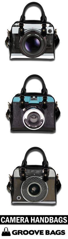 Cute and Creative Vintage Camera Handbags. Perfect for stashing a digital camera and some accessories. Multiple styles available and Free Shipping when you buy more than 1! Check out the entire collection.