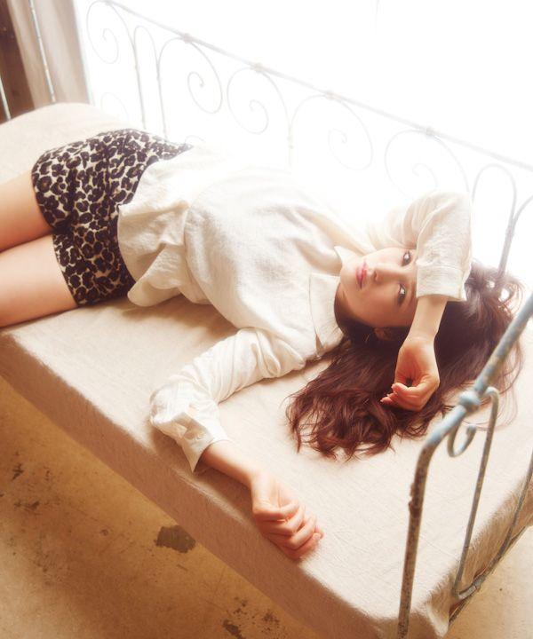 【LAYMEE】レイミー Paulaシャツ #シータ・ミュー