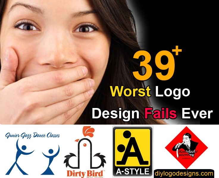 Best Worst Logos Ideas On Pinterest Create My Logo Best - 15 worst christmas advertising fails of all time