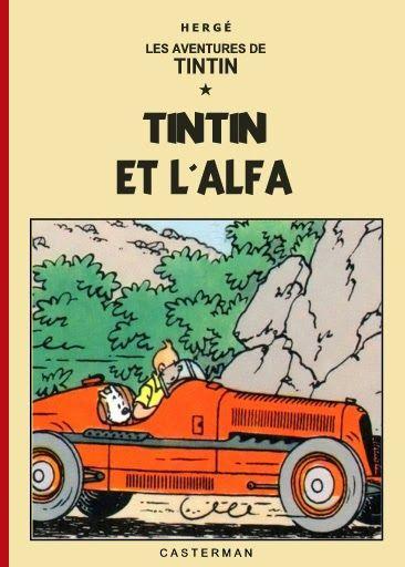 Tintin e o Alfa