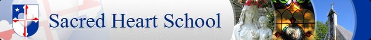 """Diseño de banner ganador del concurso """"Sacred Heart School"""""""