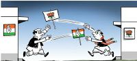 Anti-Defection Law   India being a parliamentary form of government and multilevel party at the different level throws an opportunity of horse trading and game of corruption by parties in order to gain majority and form government at different level. Member of the political parties uses the concept of party hopping in order to gain the position offered by another party. In order to curb this concept of party hopping the anti-defection law was passed by parliament in 1985.Anti-Defection Law…