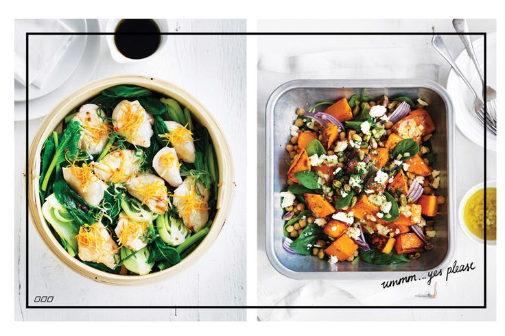 Hot and fresh from the middle of our brand new Active Living Magazine, you'll find a spread all about pre & post workout protein fixes for the busy sporty sister.