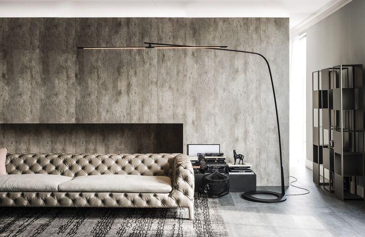 Lieblich Möbel Showroom, Sofa Möbel, Modernes Mobilar, Graue Sofas, Moderne  Beleuchtung, Ateliers, Italia, Kleine Orte