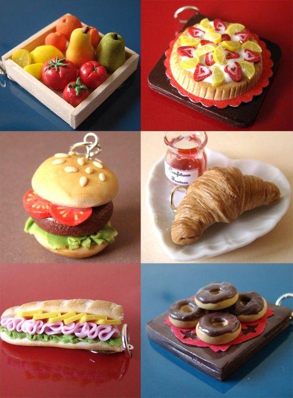 les 25 meilleures id es concernant aliments miniatures sur. Black Bedroom Furniture Sets. Home Design Ideas
