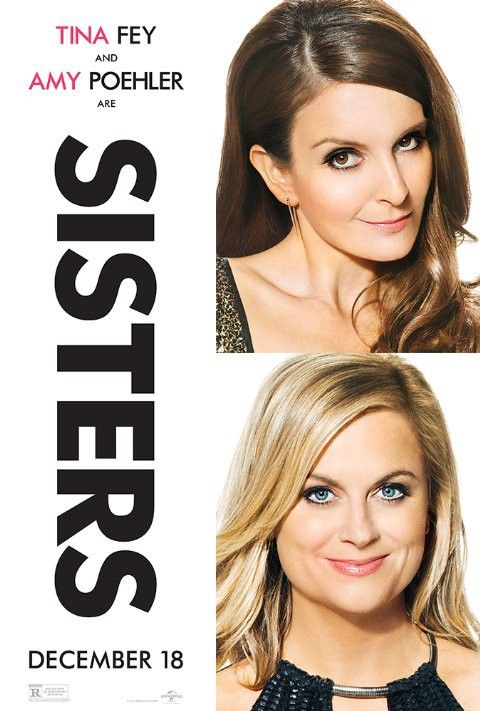 #SistersMovie starring Tina Fey & Amy Poehler | In theaters December 18, 2015