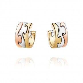 Fusion Earrings by Georg Jensen
