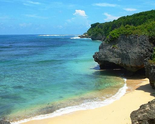South Bali's seven best beaches #greenbowl