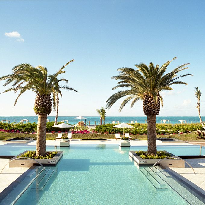 Brides.com: The Best Honeymoon Resorts Around the World. The Caribbean: Grace Bay Club, Turks and Caicos  From $595; Grace Bay Club