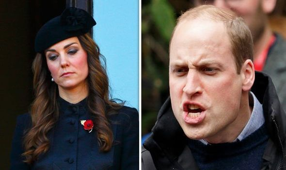 Royal Snub How Prince William Left Kate Middleton Tearful At