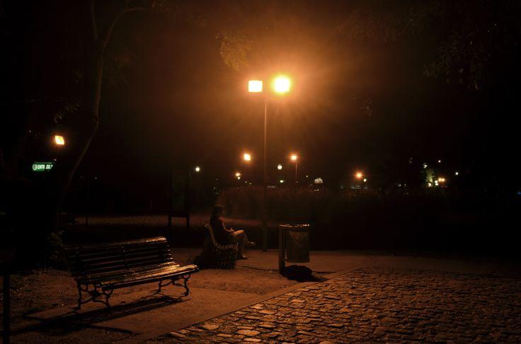 Recoleta , 14/03 , 21:30 pm ,Nikon d5100