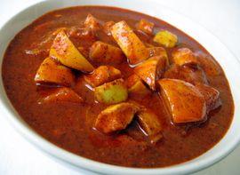 Dosa Avakai (Dosavakaya) - Andhra Yellow Cucumber Pickle - Indian Food Recipes   Andhra Recipes   Indian Dishes Recipes   Sailu's Kitchen