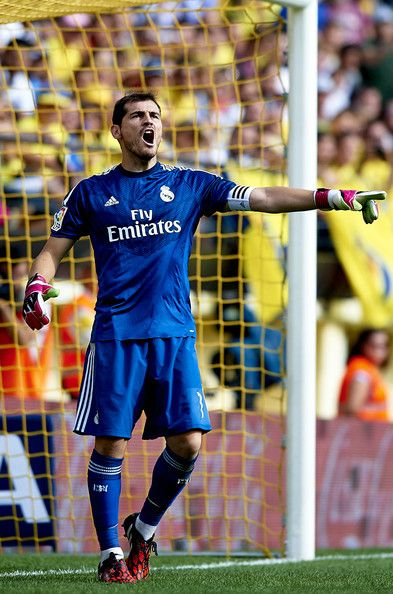 Iker Casillas Photos: Villarreal CF v Real Madrid CF - La Liga
