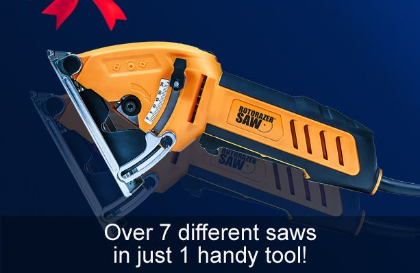 Rotorazer Saw Is A Circular Saw Handsaw Jigsaw Miter Saw Band Saw Tile Saw And A Hacksaw In 2020 Mini Circular Saw Tile Saw Circular Saw