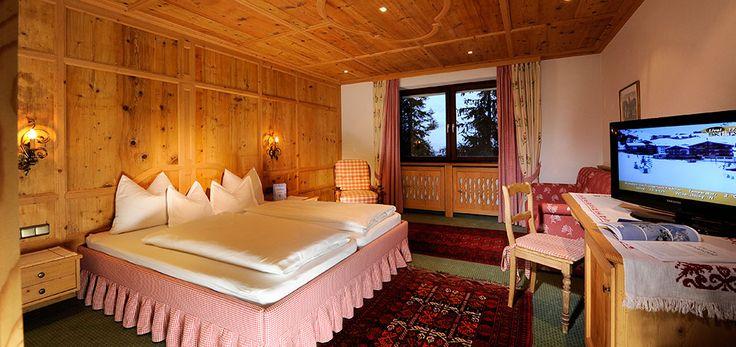 Hotel Pension Garni Alpenrose - Wohnen - Lech am Arlberg