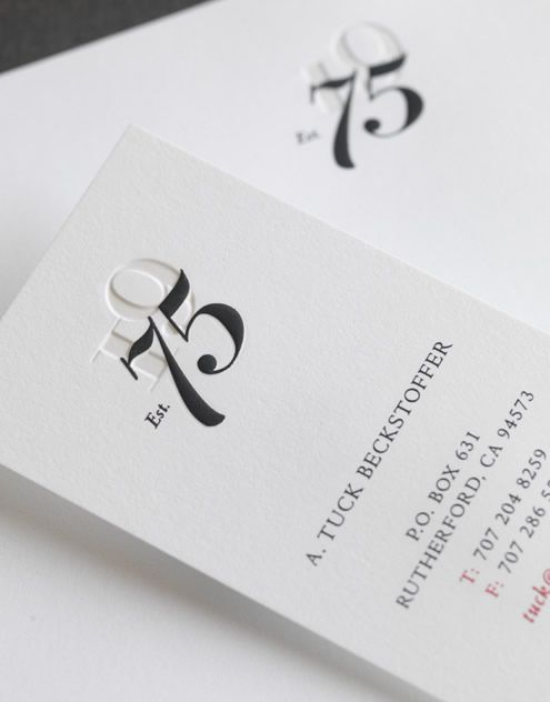 business cards | inspiration
