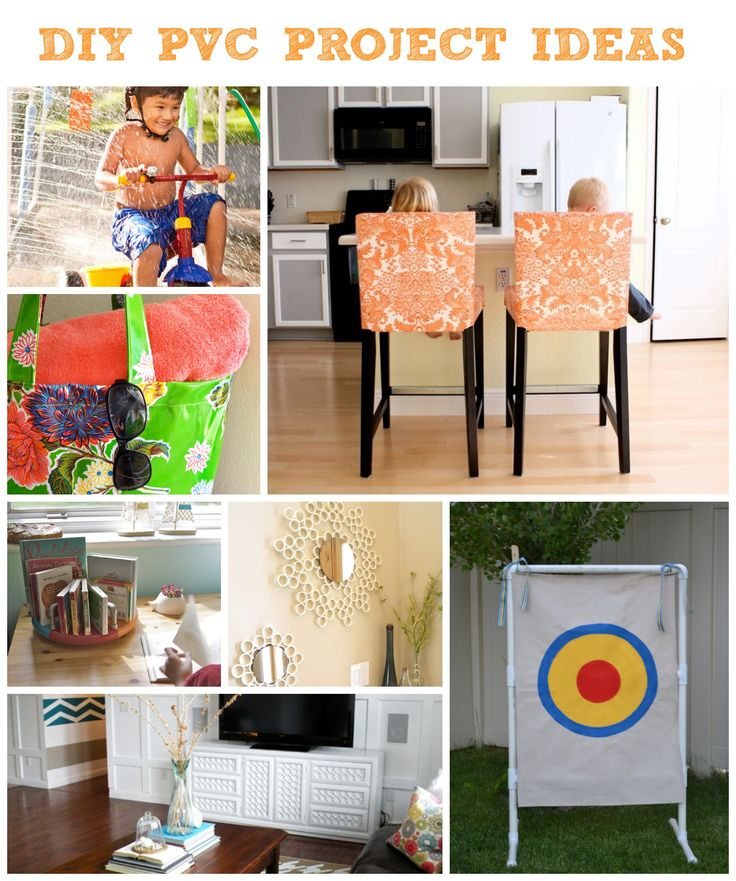 Best PVC Pipes Images On Pinterest Pvc Pipes Pvc Pipe - Best diy pipe project ideas for kids