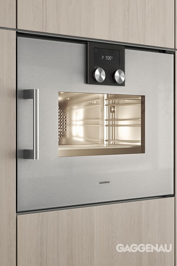 Gaggenau S Combi Steam Ovens 200 Series Are 60 Cm Wide And Sit Flush To The Surface They Are Avaliable With Either A Fixed Water Connection Or Water Tanks In 2020