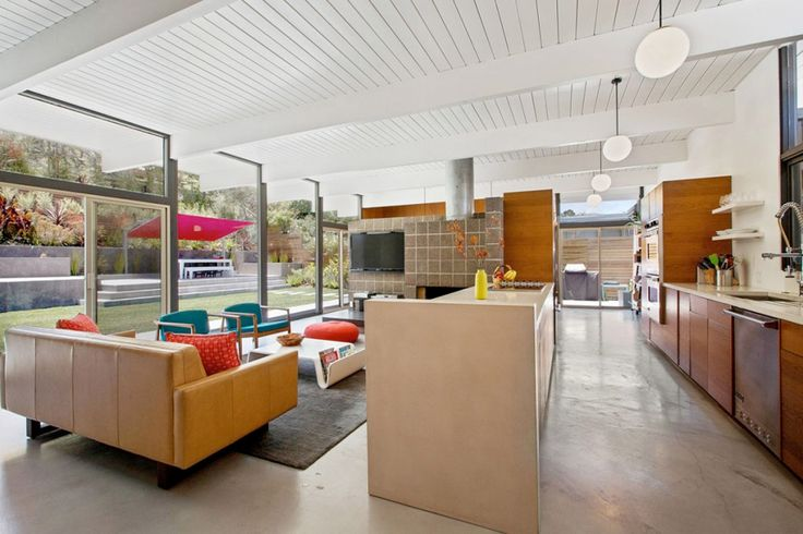 They Like Eich - Curbedclockmenumore-arrow : How midcentury house designer Joseph Eichler made a comeback