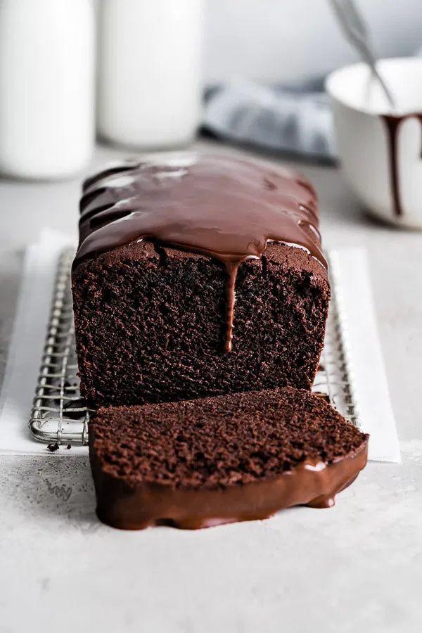 Award Winning Chocolate Pound Cake Recipe