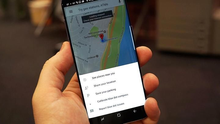 A new feature for #GoogleMaps will help you to remember where you parked your car#Tech #Google #Smart #BargainWeb http://www.cnbc.com/2017/04/26/how-to-find-where-you-parked-with-google-maps.html