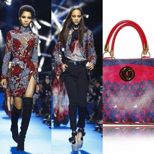 Elie Saab París fashion weeks - winter 2016 - 2017 www.laspablo.mitiendanube.com