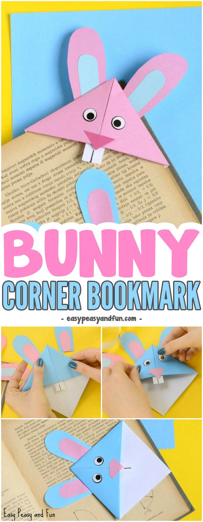 Best 25 bookmarks kids ideas on pinterest bookmarks for Bookmark craft for kids
