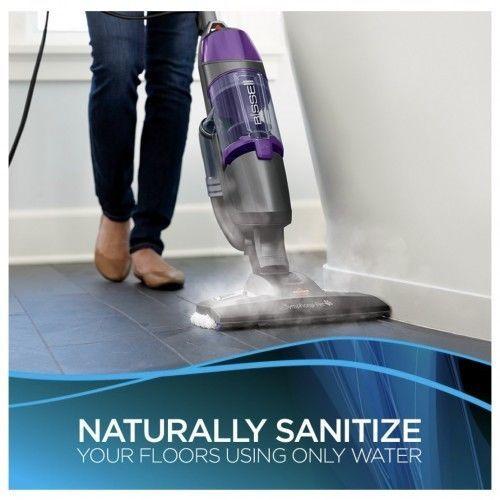 Carpet Vacuum Steam Cleaner Tile Hardwood Sweep Heavy Duty Pet