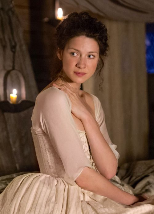 Caitriona Balfe as Claire Beauchamp Fraser in Outlander (TV Series, 2014). [x]