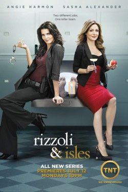 Риццоли и Айлс / Напарницы (2010 - 2016)