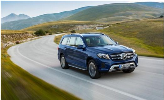 2018 Mercedes GLS Powertrain, Redesign And Price