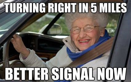 Better signal now!!: Laugh, Drive, So True, Funny Stuff, Humor, Things, Funnystuff, Old People, Giggles