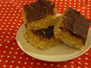 NZ ANZAC Biscuit Slice