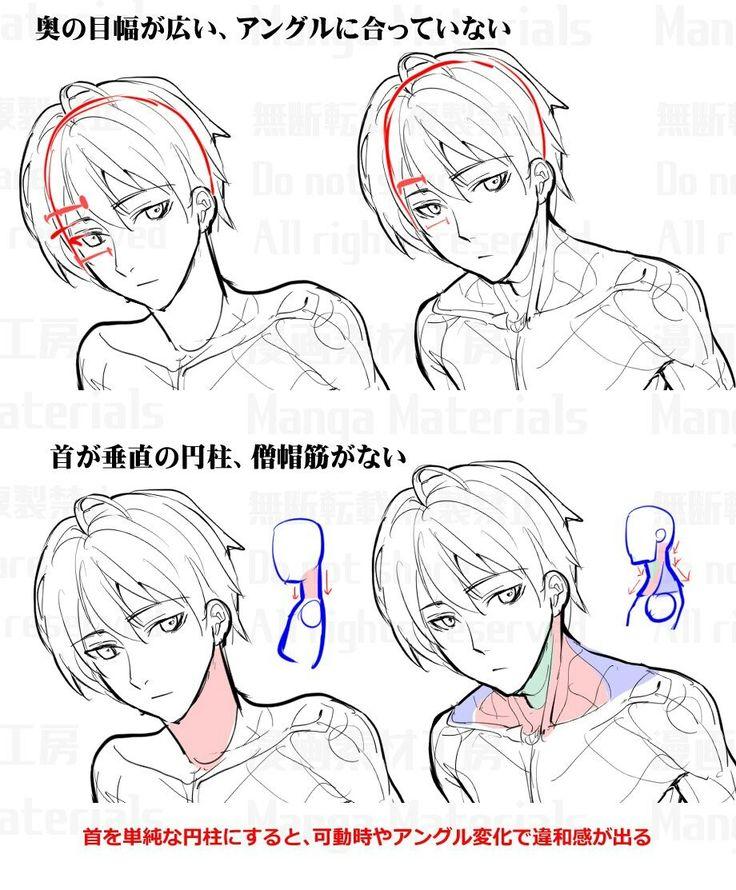 Pin oleh Aoi Mizumi di Drawings (Dengan gambar) Tutorial