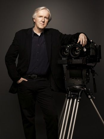 2015-02-18 Media Leader James Cameron Director/Producer Terminator 1-2, Aliens, True Lies, Titanic, Avatar