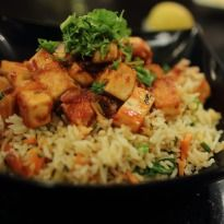 Stir Fried Tofu with Rice - NDTV