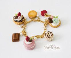 Fake Sweets Bracelet by li-sa on deviantART