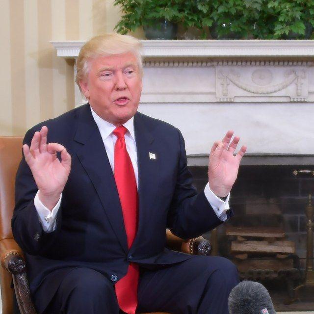 Donald Trump's Latest Tweet Proves He Doesn't Deserve the @POTUS Handle | GQ
