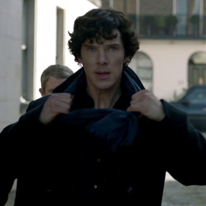 Sherlock scarf