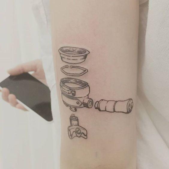 Teacup Tattoo Coffee Tattoos: 25+ Best Ideas About Coffee Tattoos On Pinterest