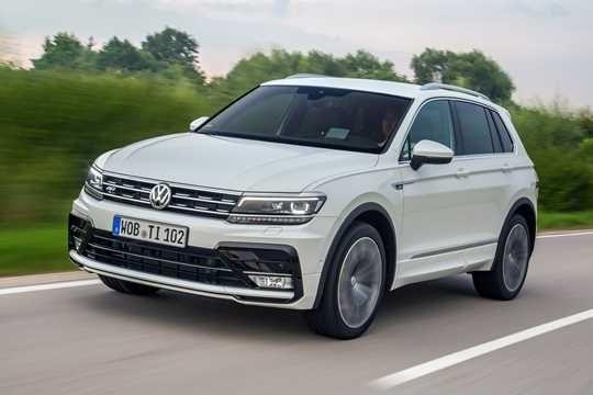 VW Tiguan 2.0 BiTDI 240 4Motion R-Line (2016) review