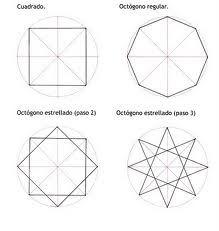 como dibujar mandalas con compas -